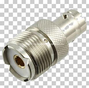BNC Connector Coaxial Cable Adapter UHF Connector Electrical Connector PNG