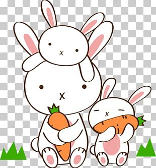 Hot Pot Eating Carrot Radish Chinese Cabbage PNG