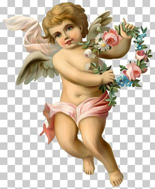 Cherub Guardian Angel PNG