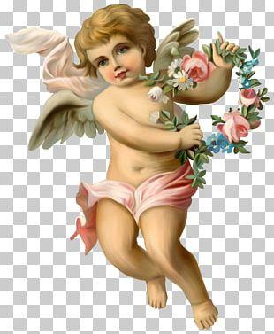 Cherub Guardian Angel PNG