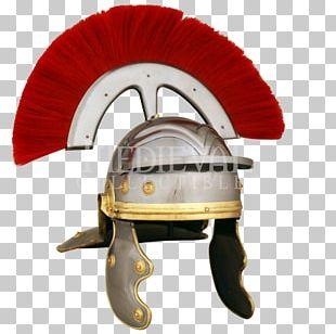 Ancient Rome Roman Empire Galea Centurion Helmet PNG