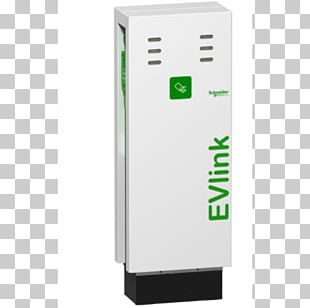 Battery Charger Car Electric Vehicle Charging Station Schneider Electric PNG