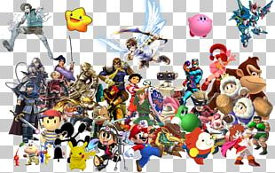 Super Smash Bros. For Nintendo 3DS And Wii U DJ Hero Super Mario Bros. PNG