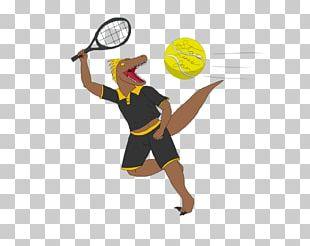 Racket Sport Line PNG