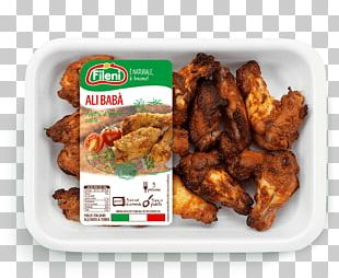 Fried Chicken Buffalo Wing Chicken As Food Meat PNG