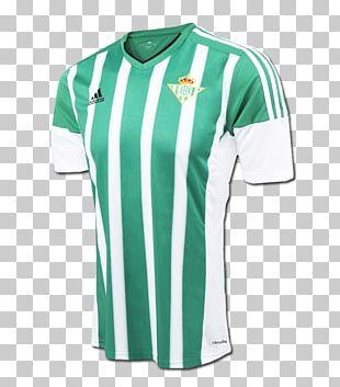 T-shirt Real Betis Málaga CF Adidas Football PNG