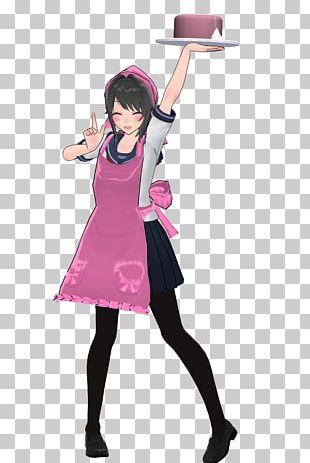 Yandere Simulator Yuno Gasai Cooking Senpai And Kōhai PNG