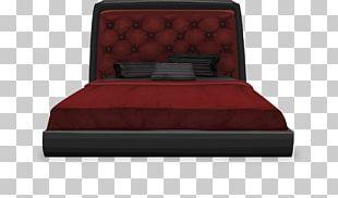 Bed Frame Furniture Mattress Box-spring PNG