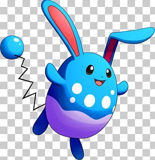 Azumarill Pokémon Pokédex Azurill PNG