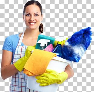 Maid Service Cleaner Domestic Worker Commercial Cleaning PNG