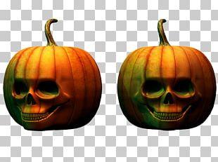Pumpkin Halloween Jack-o'-lantern Calabaza Cucurbita PNG