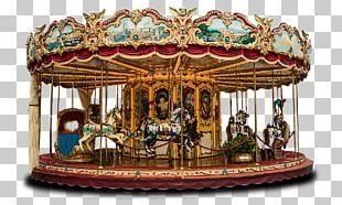Flying Horse Carousel Carousel Gardens Amusement Park PNG