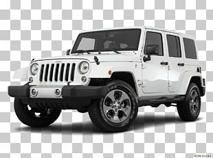 2018 Jeep Wrangler JK Unlimited Sahara Chrysler Sport Utility Vehicle 2018 Jeep Wrangler JK Unlimited Sport PNG