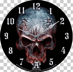 Quartz Clock Demon Movement Watch PNG