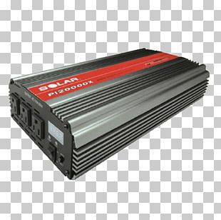 Battery Charger Power Inverters Solar Inverter Electric Power Power Converters PNG