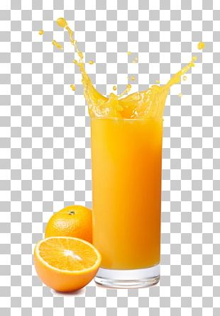 Orange Juice Smoothie Jal-jeera PNG
