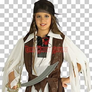 Costume Piracy Captain Hook Pirates Of The Caribbean PNG