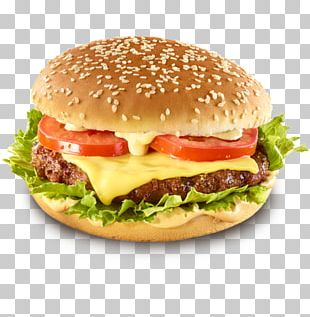 French Fries Cheeseburger Whopper Buffalo Burger Hamburger PNG