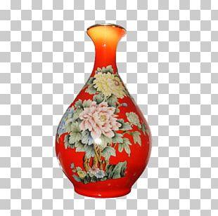 Vase Ceramic Porcelain PNG