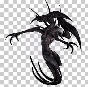 Evolve Wraith PNG