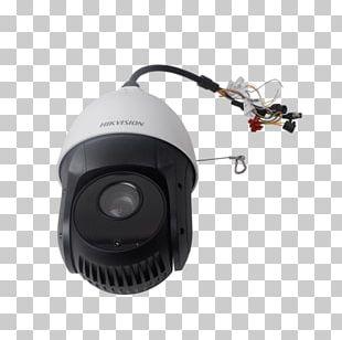 Pan–tilt–zoom Camera Video Cameras Zoom Lens Hikvision IP Camera PNG
