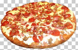 California-style Pizza Sicilian Pizza Focaccia Italian Cuisine PNG