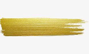 Gold Paint PNG