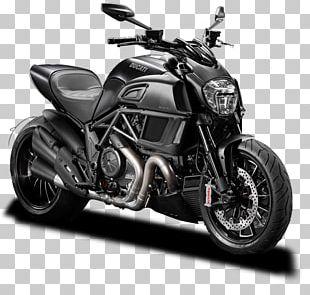Car Ducati Diavel Motorcycle Duc Pond Motosports PNG