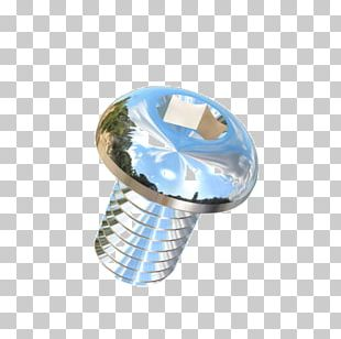 Screw Titanium Ti-6Al-4V Machine Industry PNG
