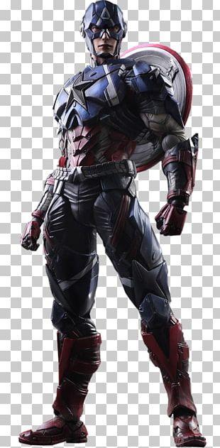 Captain America Carol Danvers Action & Toy Figures Model Figure Marvel Cinematic Universe PNG
