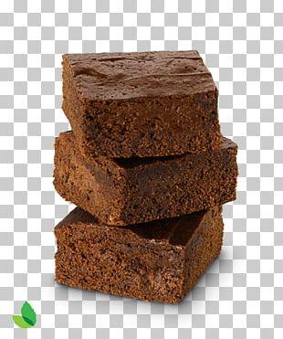 Chocolate Brownie Fudge Sugar Substitute Recipe PNG