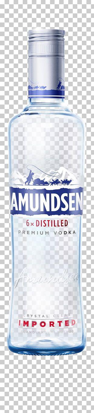 Vodka Distilled Beverage Liqueur ST. NICOLAUS PNG