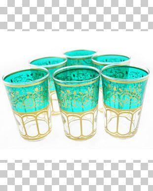 Moroccan Cuisine Green Tea Glass Maghrebi Mint Tea PNG