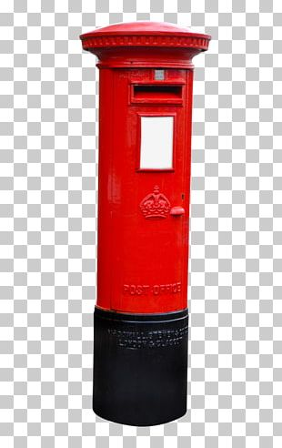 Post Box Letter Box Royal Mail PNG