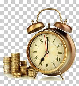 Alarm Clock Pendulum Clock Mantel Clock Hourglass PNG