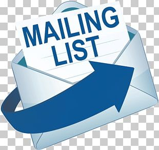 Electronic Mailing List Email Newsletter PNG
