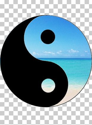 Yin And Yang Black And White Drawing Symbol PNG