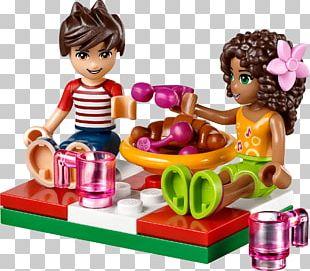 LEGO 41097 Friends Heartlake Hot Air Balloon Lego Minifigure Toy PNG