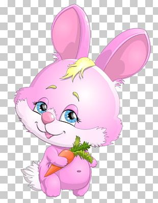 Easter Bunny Rabbit Cuteness PNG