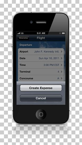 Feature Phone Smartphone Travel Itinerary IPhone PNG