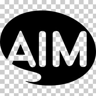 AIM Instant Messaging AOL Yahoo! Messenger Messaging Apps PNG