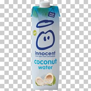 Coconut Water Smoothie Juice Innocent Inc. PNG