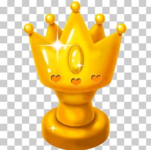 WarioWare: Touched! Trophy Crown PNG