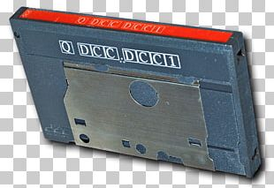 Digital Compact Cassette Magnetic Tape Digital Data Sound Recording And Reproduction PNG