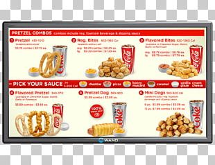 Fast Food Restaurant Pretzel Menu Fast Food Restaurant PNG