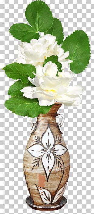 Vase Floral Design Flower PNG