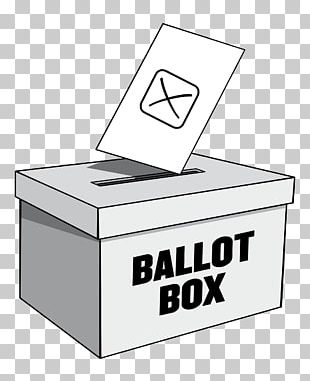 General Election Ballot Box Voting PNG