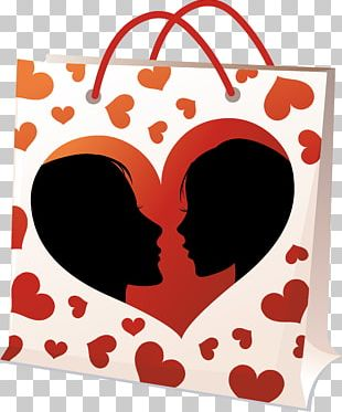 Gift Box Valentine's Day PNG