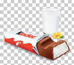Kinder Chocolate Ferrero Rocher Kinder Bueno Kinder Surprise Chocolate Bar PNG