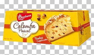 Panettone Colomba Di Pasqua Pandurata Alimentos Ltda. Cake Candied Fruit PNG